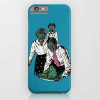 iPhone & iPod Case featuring Z-gans by Hillary White