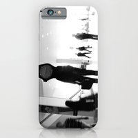 iPhone & iPod Case featuring Time goes by by Mariana Biller