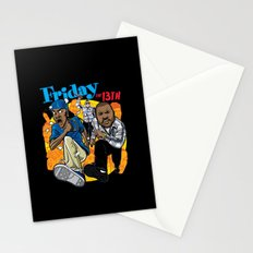 Friday the 13th Stationery Cards