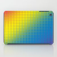 Color Chaos  iPad Case
