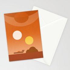Tatooine Stationery Cards