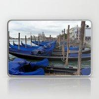 Gondolas To Venice Laptop & iPad Skin