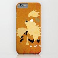 Growlithe iPhone 6 Slim Case
