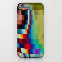 Pixelation  iPhone 6 Slim Case