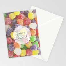 I Want Candy: Gumdrops Stationery Cards