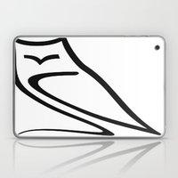 Vector Style Owl Laptop & iPad Skin