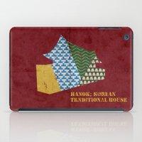 HANOK(한옥) iPad Case