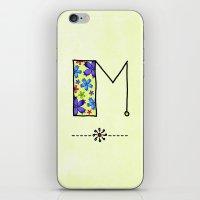 M M iPhone & iPod Skin