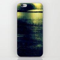 metallic iPhone & iPod Skin