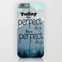A Perfect Day iPhone 6 Slim Case
