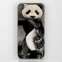 Viva La Pandalución iPhone & iPod Skin
