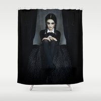 Every Day Should Be Wednesday Shower Curtain