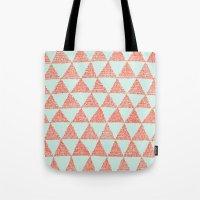 try-angles Tote Bag