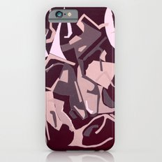 ABSTRACT COLLAGE iPhone 6s Slim Case
