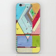 Prism # 1 iPhone & iPod Skin