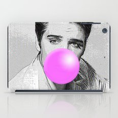 Elvis Bubblegum iPad Case