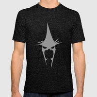 The Witch King (Minimalist) Mens Fitted Tee Tri-Black SMALL