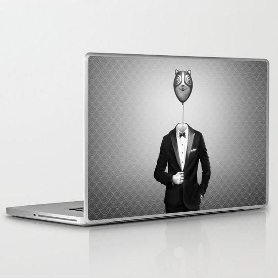 Mr. Kitty Laptop & iPad Skin