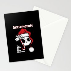The Halloween Nightmare Stationery Cards