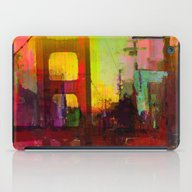 And The Night Comes iPad Case