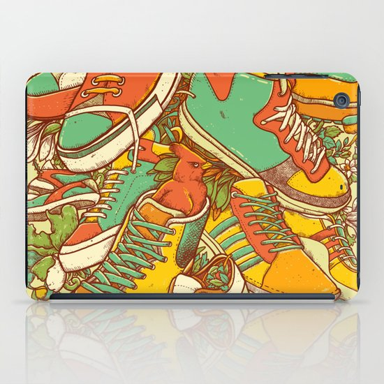 If the Shoe Fits iPad Case