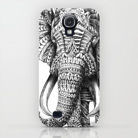 Ornate Elephant iPhone & iPod Case