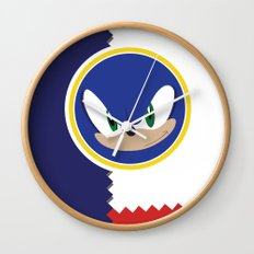 Windy Hill Zone Wall Clock