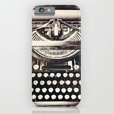 aging gracefully Slim Case iPhone 6s