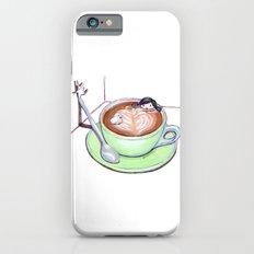 Coffee Addict iPhone 6 Slim Case