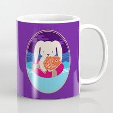 BUNNY SHIPWRECK FLOWCHART Mug