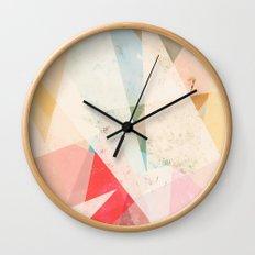 Vantage Point Wall Clock