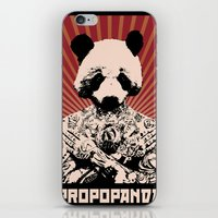 PROPOPANDA iPhone & iPod Skin