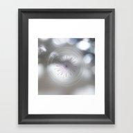 Ornament – XmasStar Framed Art Print