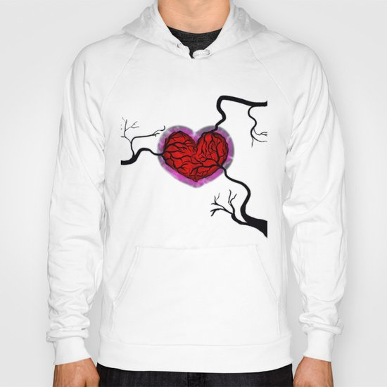 Overgrown Heart Hoody