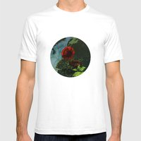 SEEING SOUNDS 2 Mens Fitted Tee White SMALL