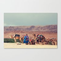 Morocco 2 Canvas Print