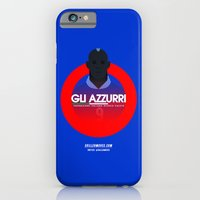 italy iPhone & iPod Cases featuring Italy by Skiller Moves