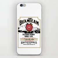 Beam Team iPhone & iPod Skin