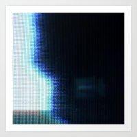 Haze_v_1.13 Art Print
