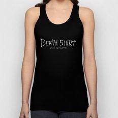 death shirt Unisex Tank Top