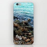 Layers in nature iPhone & iPod Skin