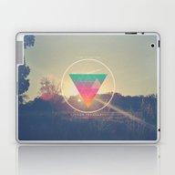 Laptop & iPad Skin featuring Seek Them Like Hidden Tr… by Pocket Fuel