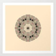 COSMIC NATURE VI Art Print
