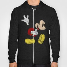 DISNEY MICKEY MOUSE: DARK MICKEY Hoody
