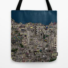London Favela Tote Bag