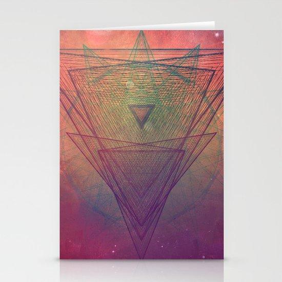 pyrymyd xrayyll Stationery Card