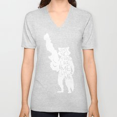 What's a Raccoon? Unisex V-Neck