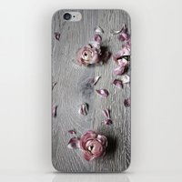 The Wild Flowers Grows H… iPhone & iPod Skin