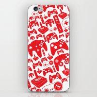 Gaming Love iPhone & iPod Skin