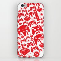 Gaming Love iPhone & iPod Skin